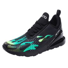 Breathable Contrast Color Sporty Men's Sneaker