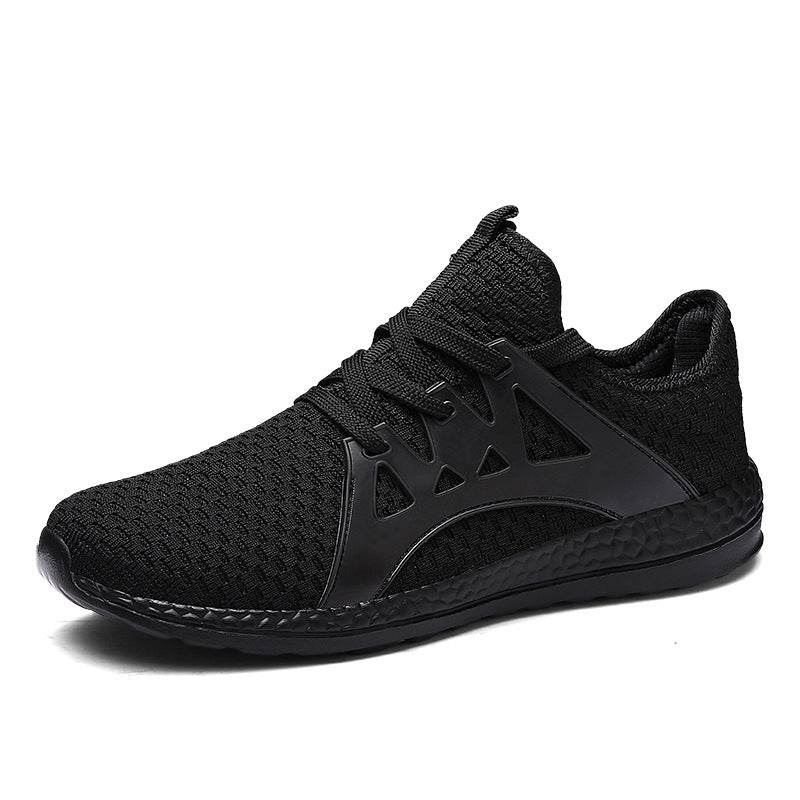 Breathable Plus Size Lightweight Men's Sneakers