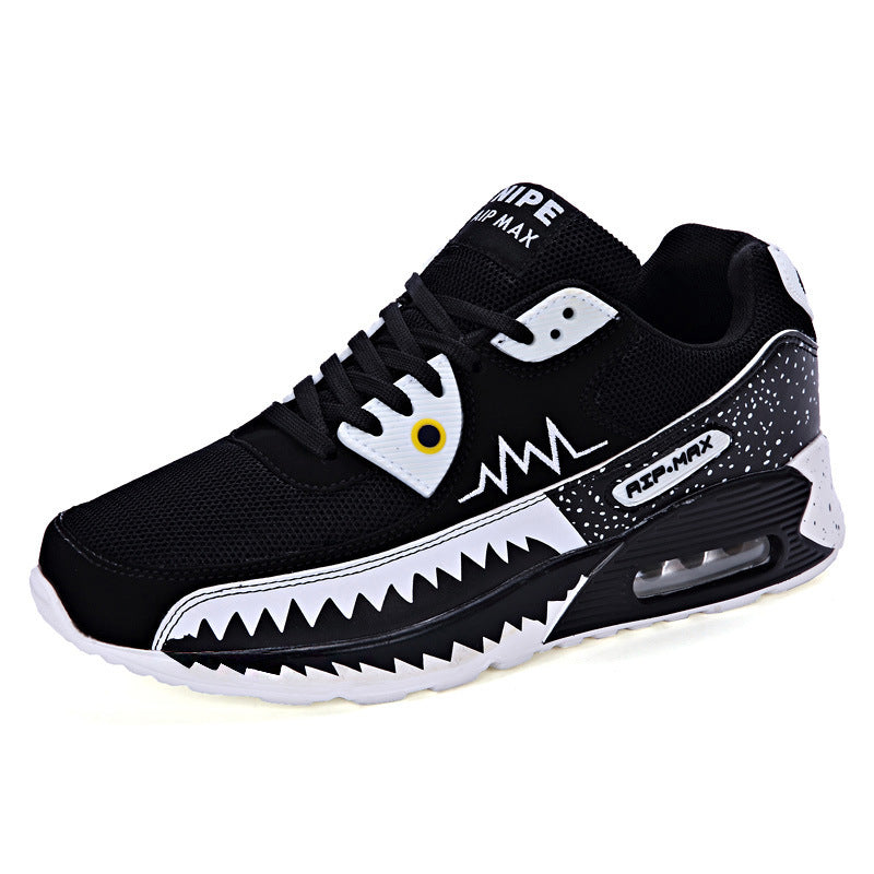 Air Cushion Breathable Running Men's Sneakers