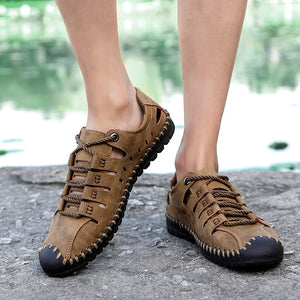 Hollow In Summer Men's Casual Shoes