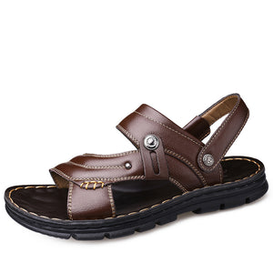 Anti-slip Soft Bottom Portable Men's Sandals