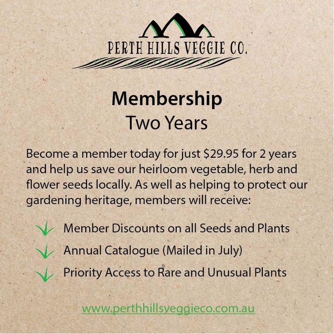 Membership - Two Years