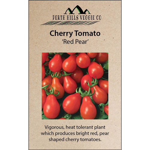 Cherry Tomato 'Red Pear'