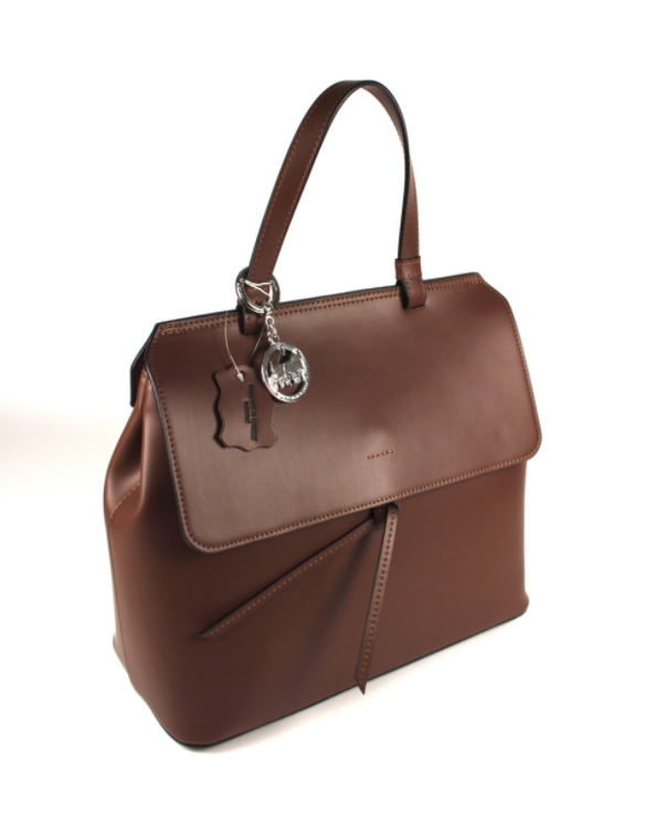 Brown Alba Luxury Tote Handbag