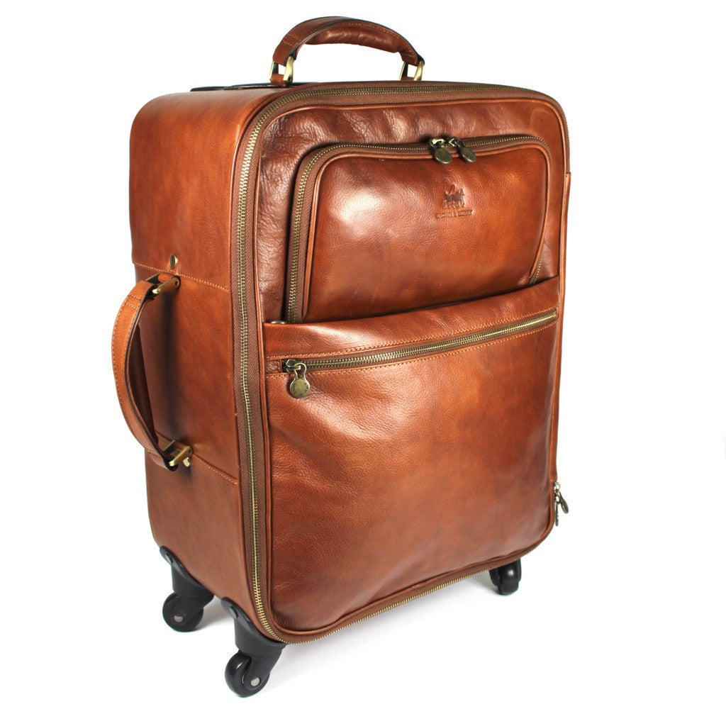 Adenmore Carry-On Suitcase