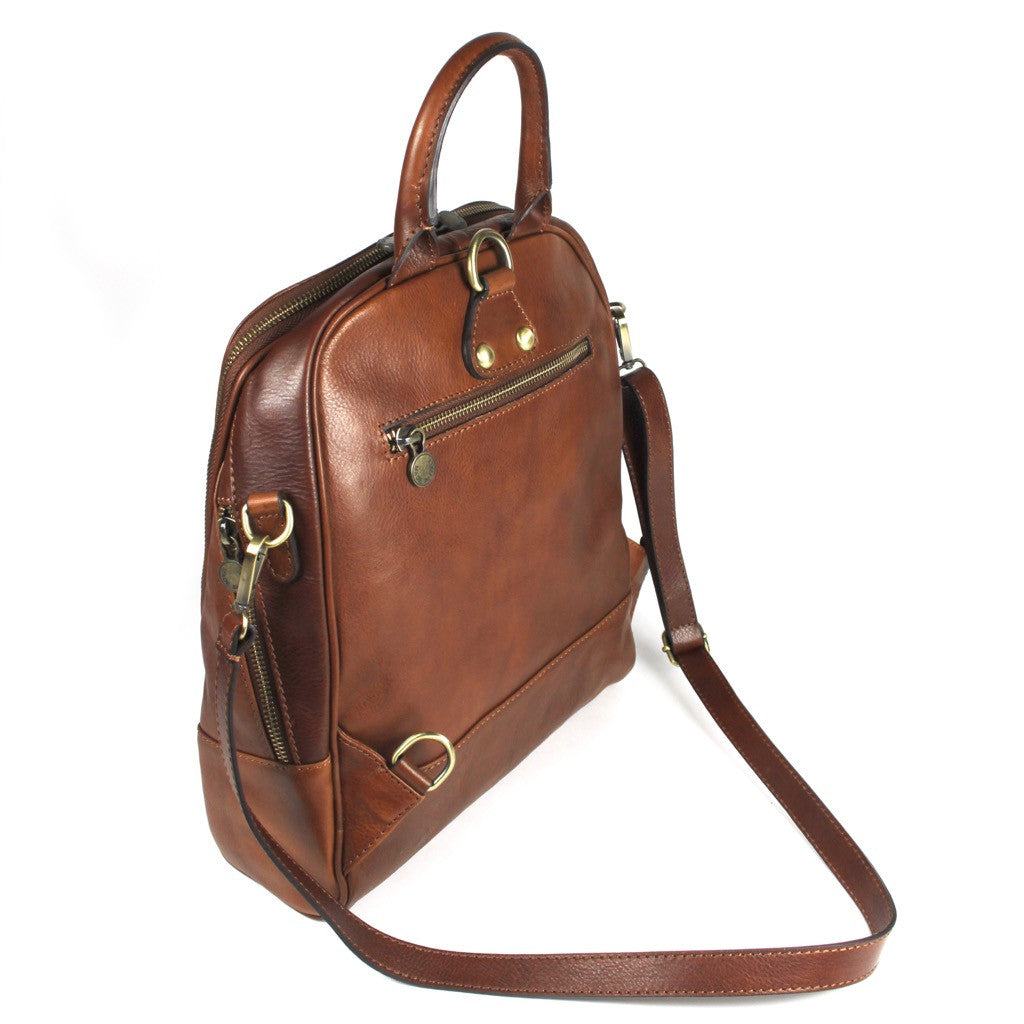 Cavell Leather Backpack