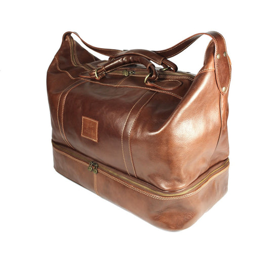 Belgrave Duffle Leather Bag