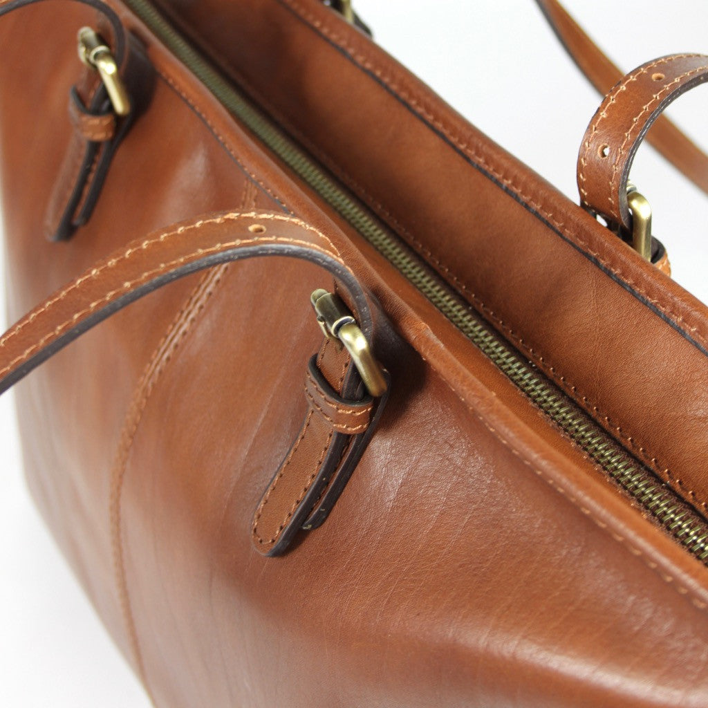 Christie Tote Leather Bag