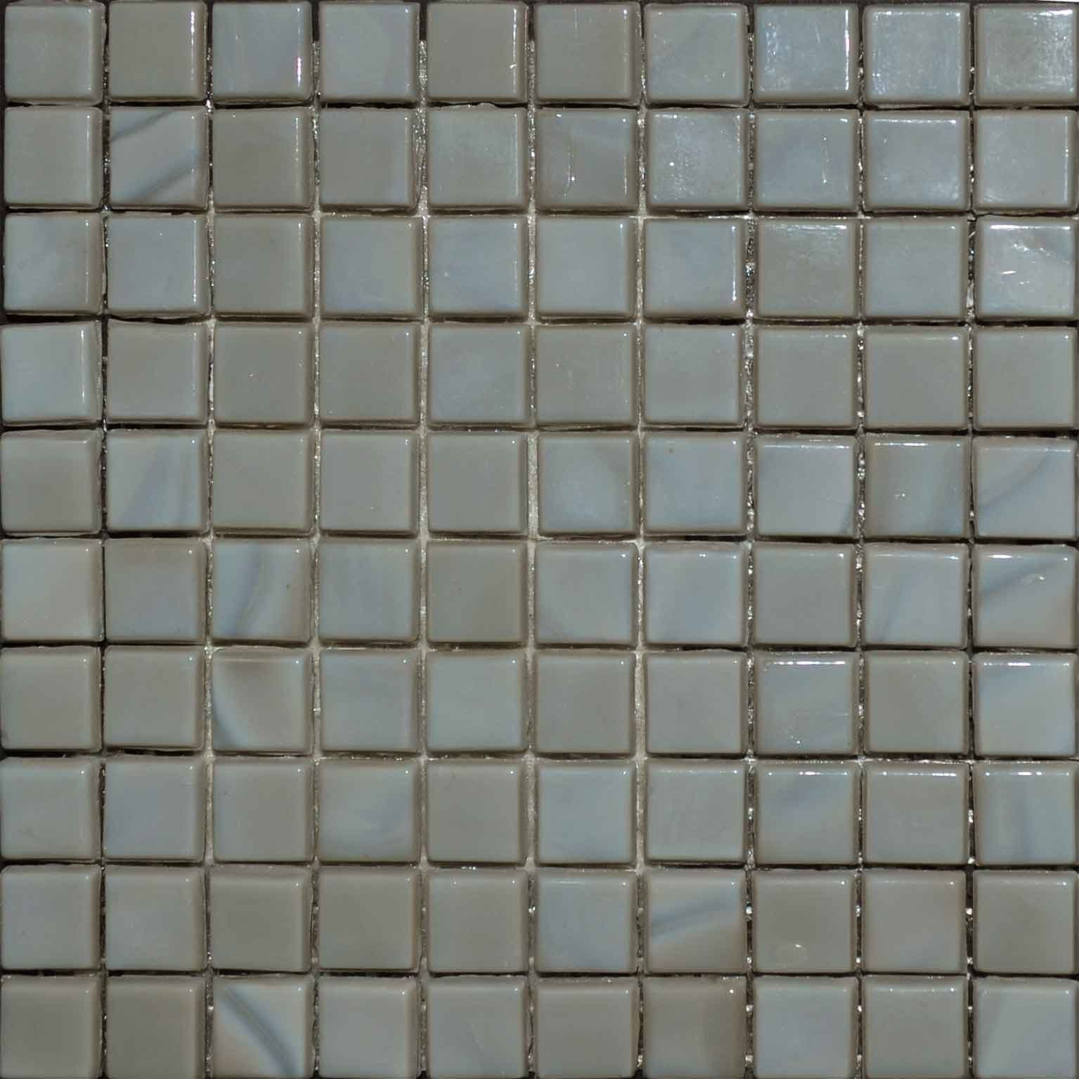 Mosaic Plain Sheet Argent Gray Pic