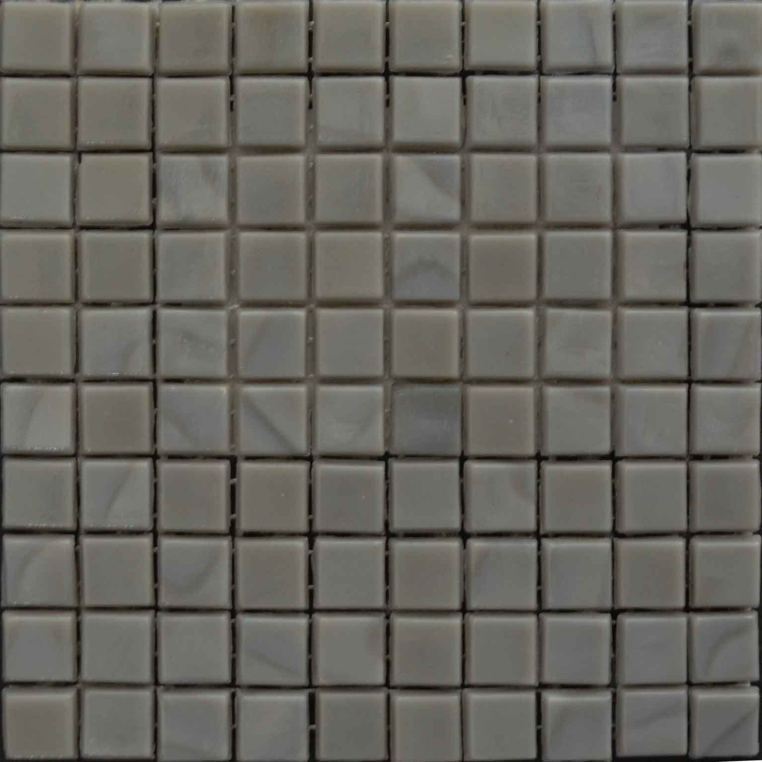 Mosaic Plain Sheet Charcoal Gray Pic