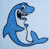 Kenny the Shark - Comic Mosaic