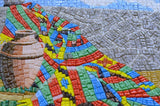 Glass Mosaic Art - Babylon