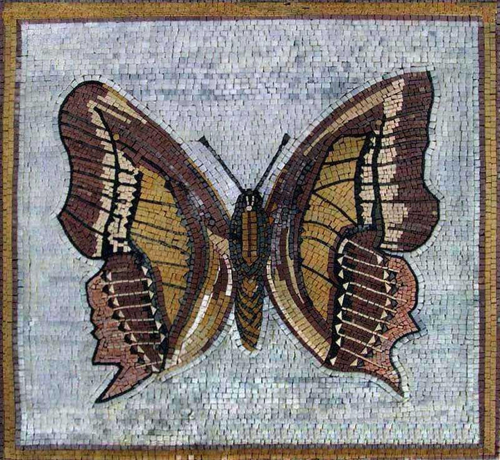 Mosaic Designs - Autumn Butterfly