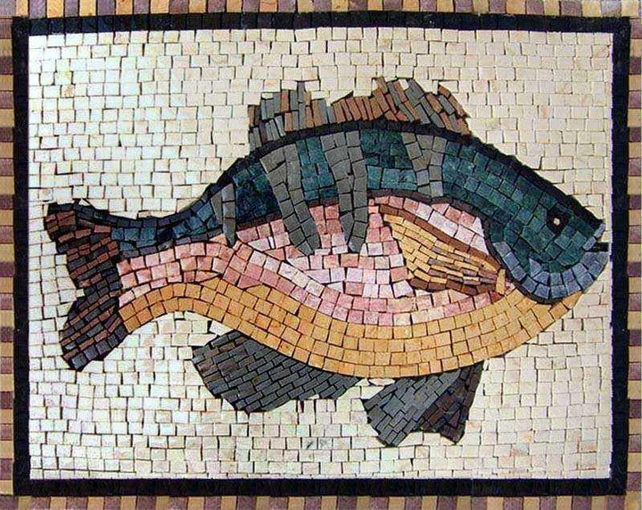 Mosaic Designs - Red Drum
