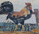 Mosaic Marble - The Rooster