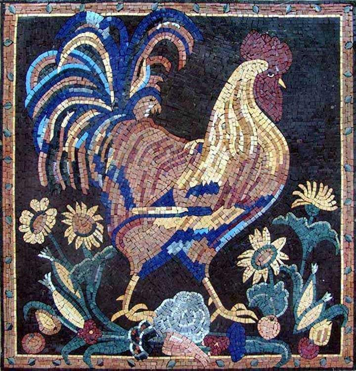 Mosaic Designs- Grouse