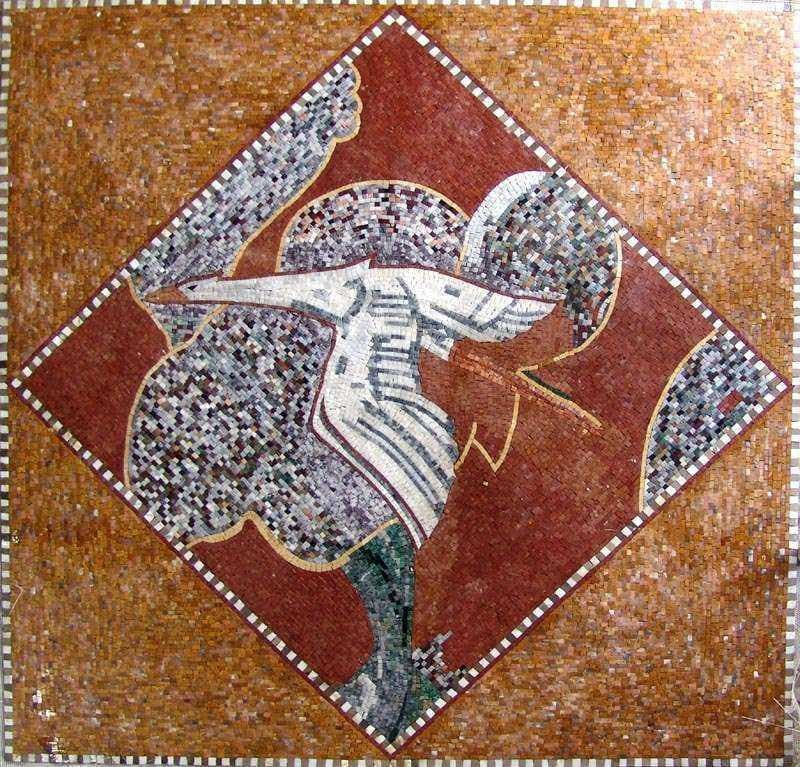 Mosaic Designs- Flying Bird