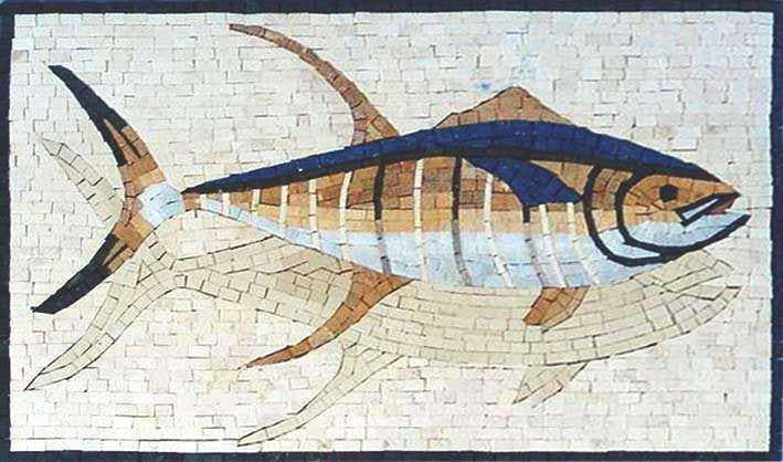 Fish Shadow Mosaic