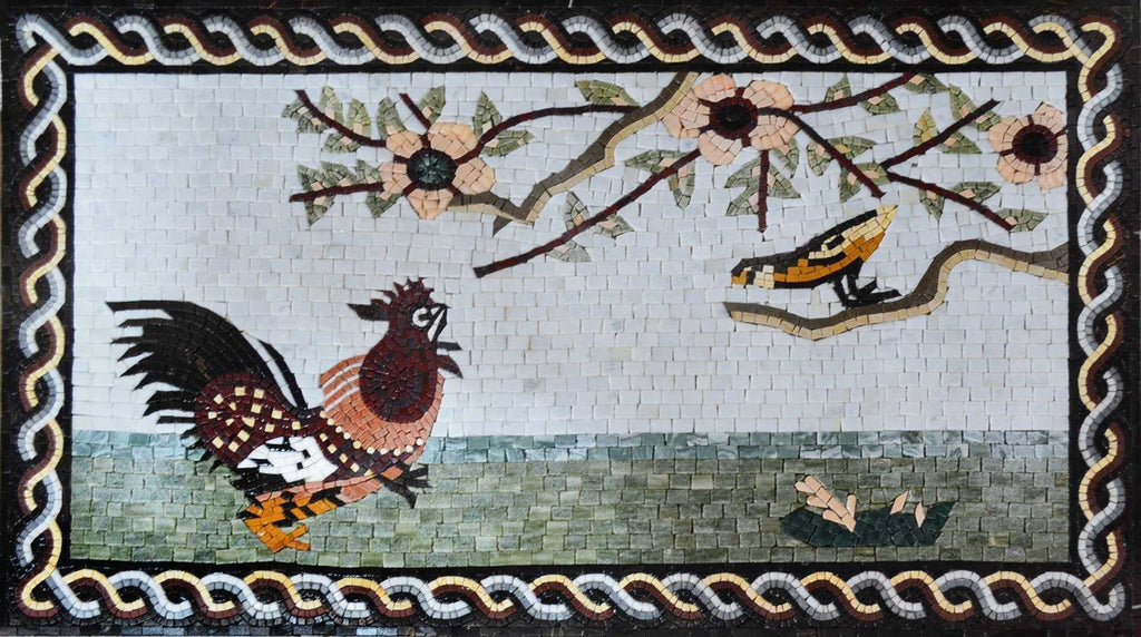 Custom Mosaic - Gallo
