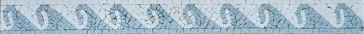 Mosaic Designs - Ionian Wave