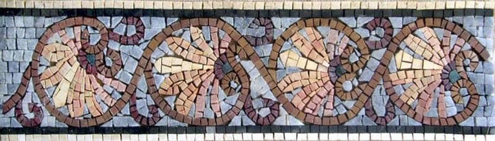 Mosaic Patterns - Indigenous Frieze