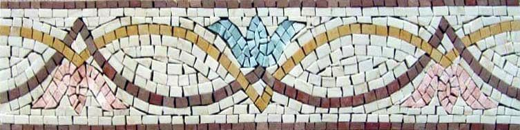 Marble Mosaic - Frieze