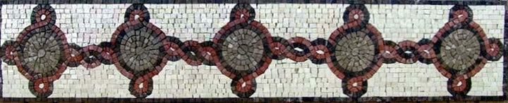 Mosaic Celtic Pattern