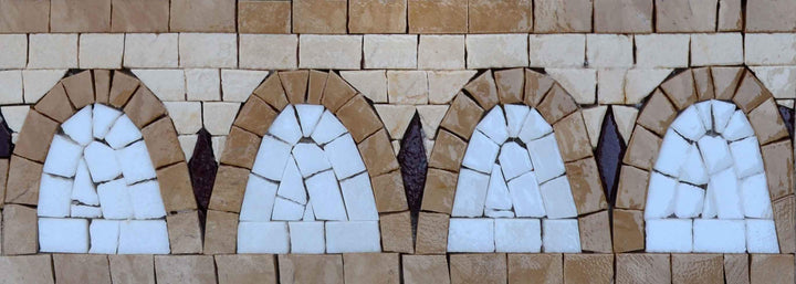 Mosaic Border - The Achaia