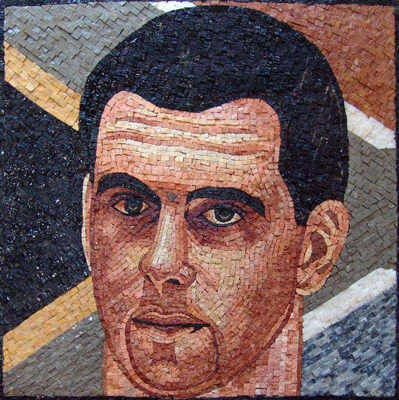 Portrait Custom Mosaic