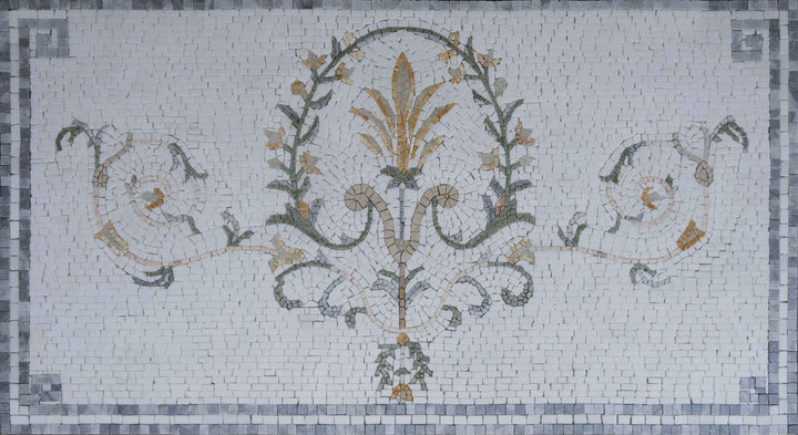 Marble Mosaic Design - Charlize