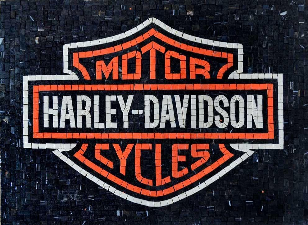 It's just an image of Wild Printable Harley Davidson Logo