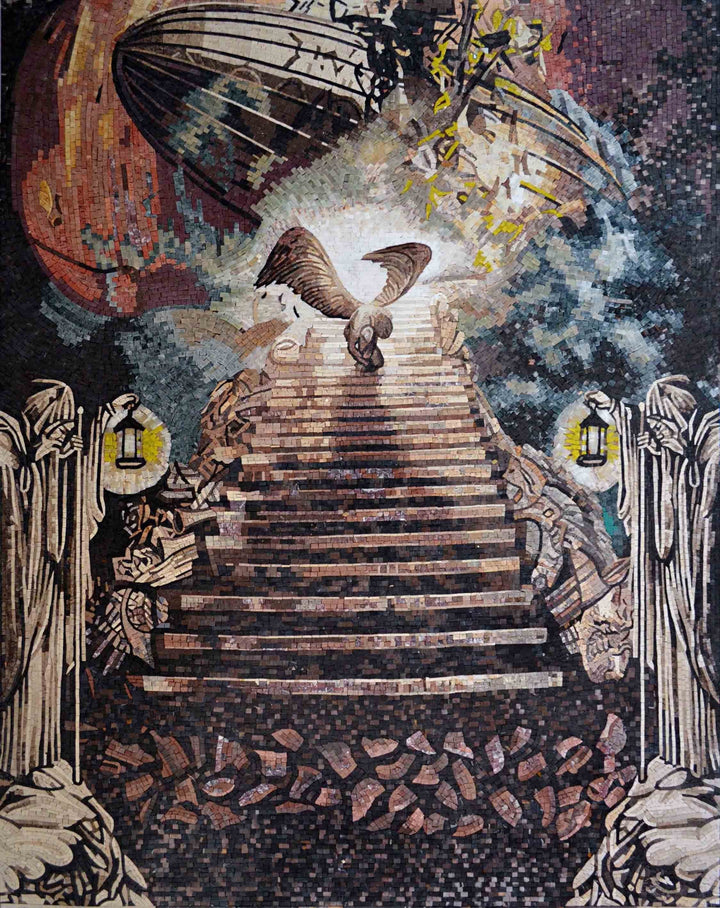 Mosaic Designs - Stairway To Heaven