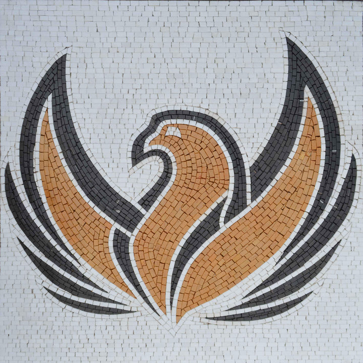 Empire Lounge Logo II - Mosaic Design