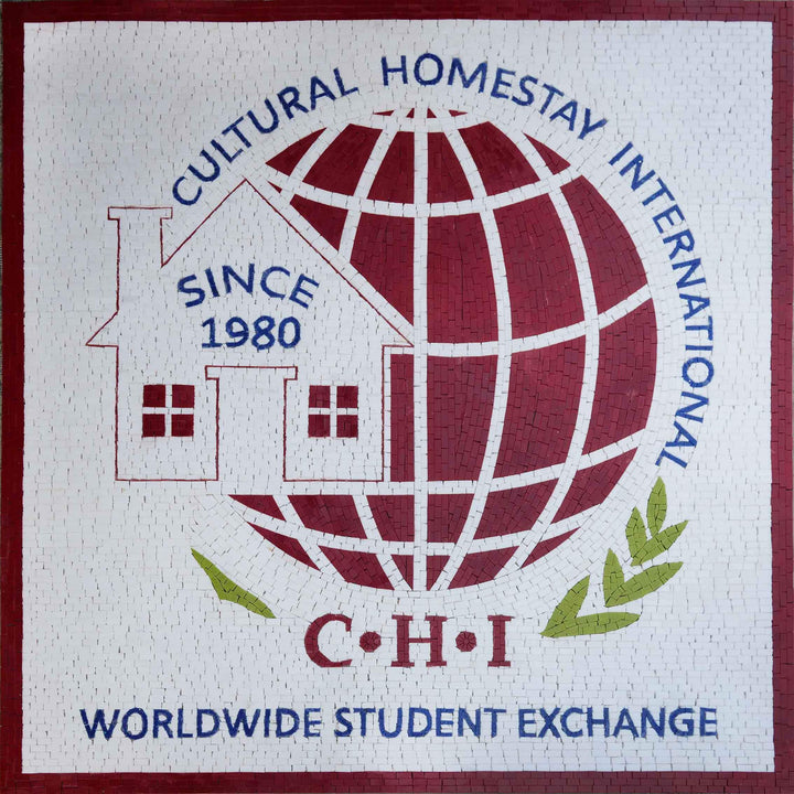 Cultural Homestay International - Custom Mosaic Art