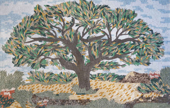 Mosaic Artwork- Giant Tree