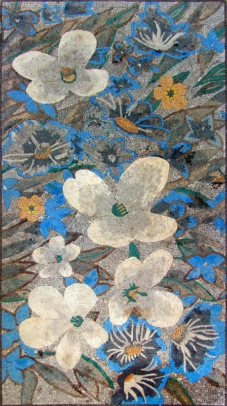 The Jasmine Lake Mosaic Artwork Pic