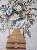 Mosaic Artwork - Bouquet of Beauty II
