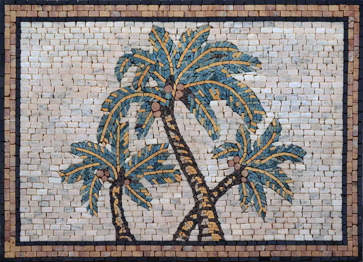 Mosaic Designs - The Palms