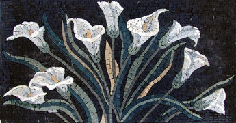 Mosaic Wall Art - Shimmy Lilly