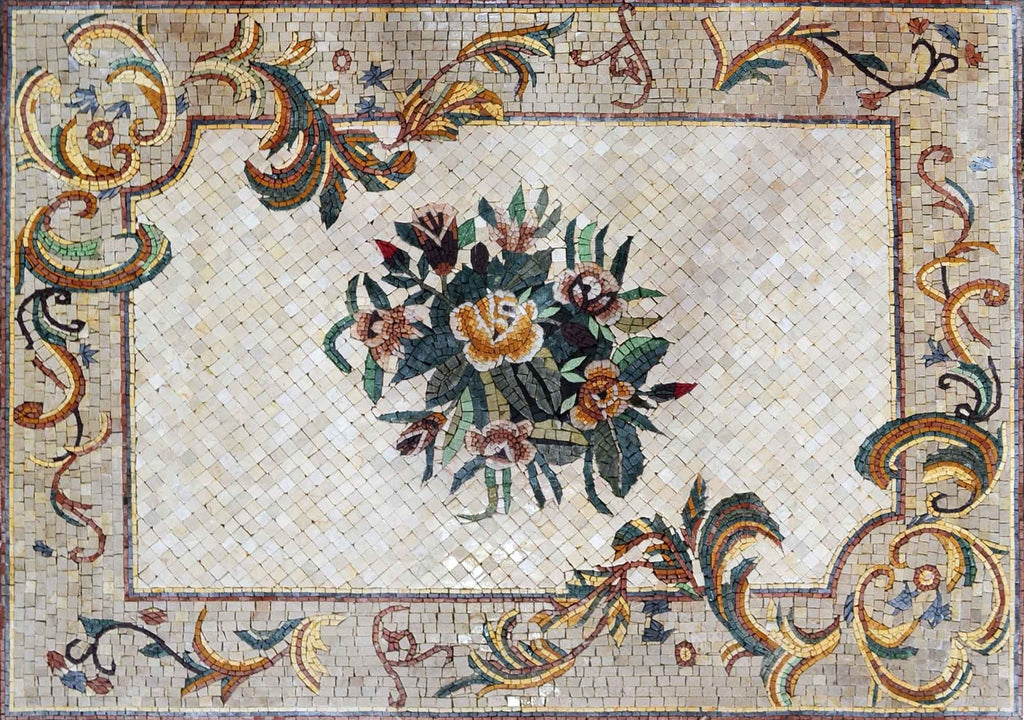 Mosaic Carpet Tiles