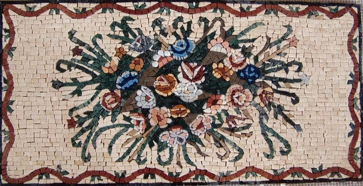 Mosaic Tile Patterns - Beautiful Floral