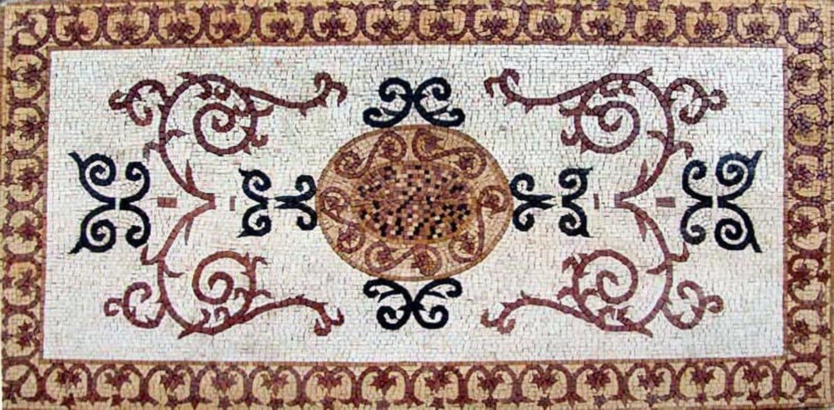 Distinguished Mosaic Design Pic