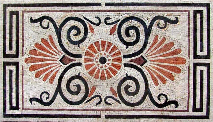 Stylish design Marble Mosaic