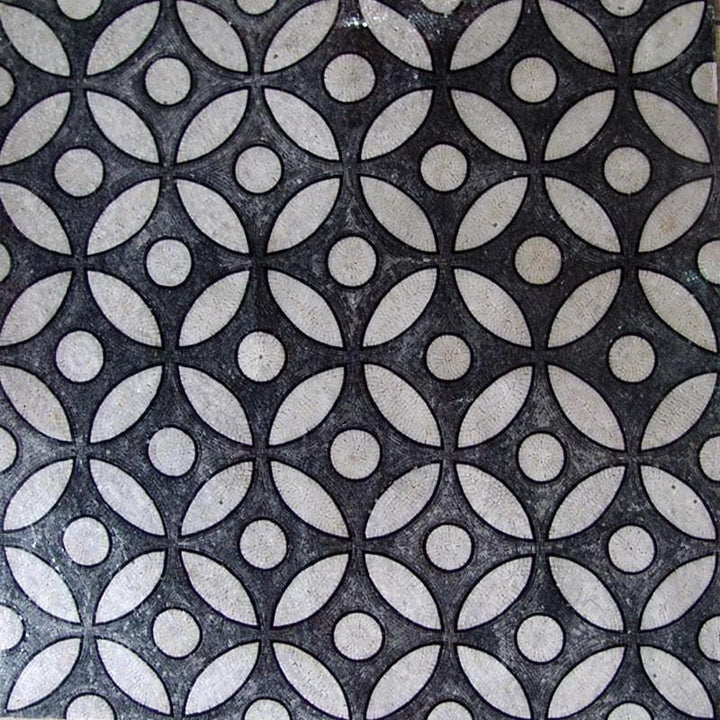 Mosaic Tile Pattern- Seed Of Life | Patterns | Mozaico