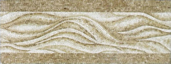 Mosaic Tile Patterns -The Waves