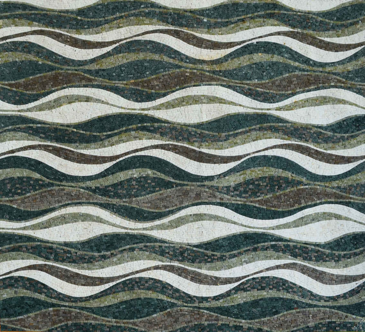 Mosaic Patterns - Urtensia