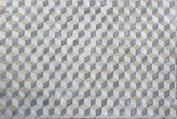 Geometric Mosaic Wallpaper - Ginny