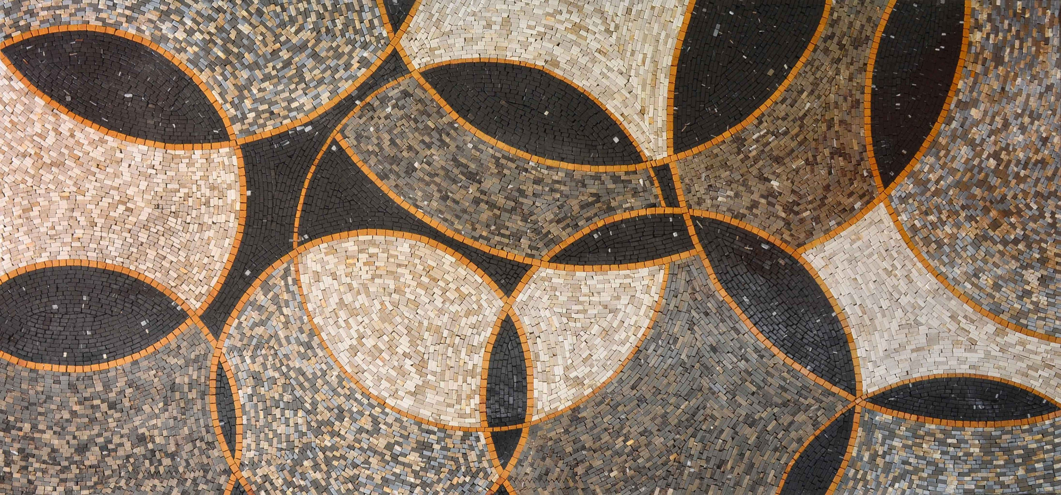 Marble Mosaic Patterns Geometric Floral Pattern Pic