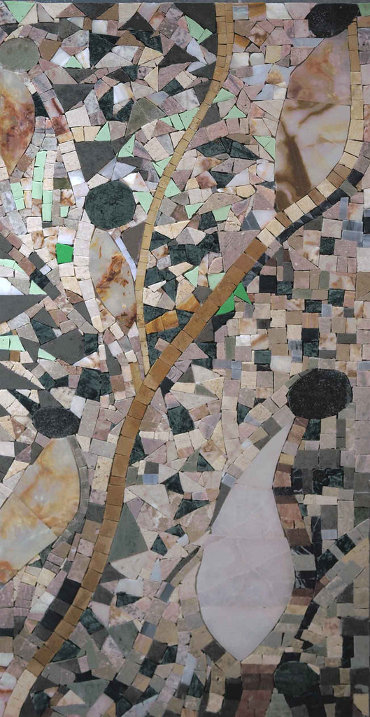 Cordelia - Abstract Mosaic Design
