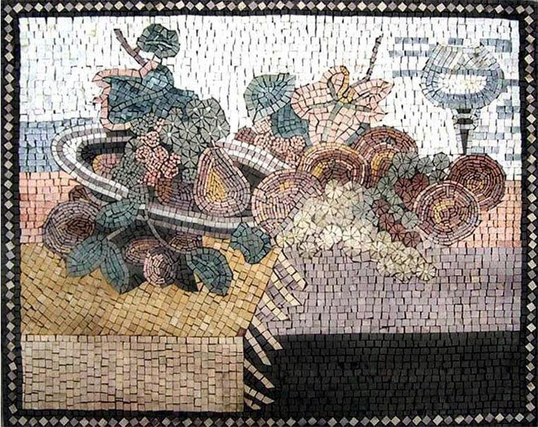 Mosaic Designs Grape Pic